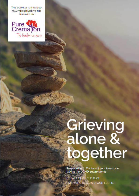 Grieving Alone and Together booklet